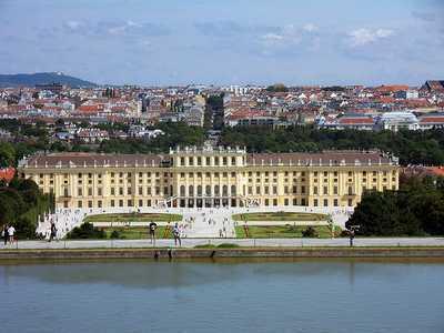 schonbrunn guide voyage vienne