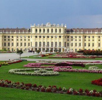 Chateau Schonbrunn à Vienne