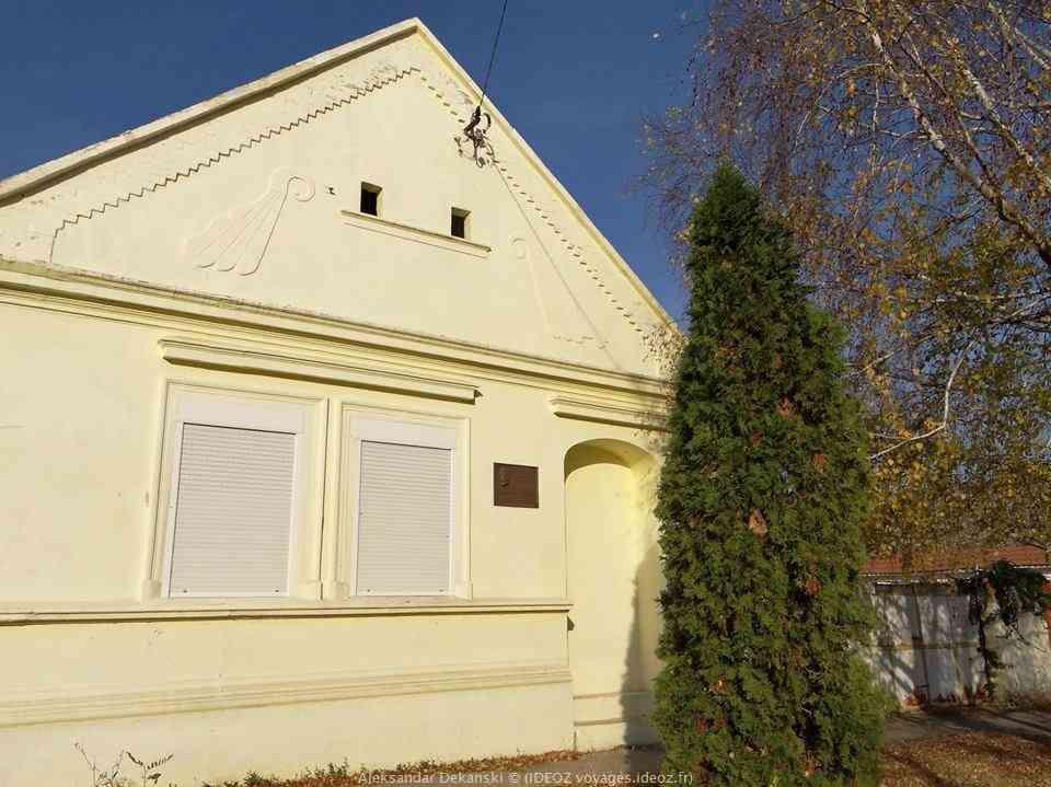Krcedin maison restaurée