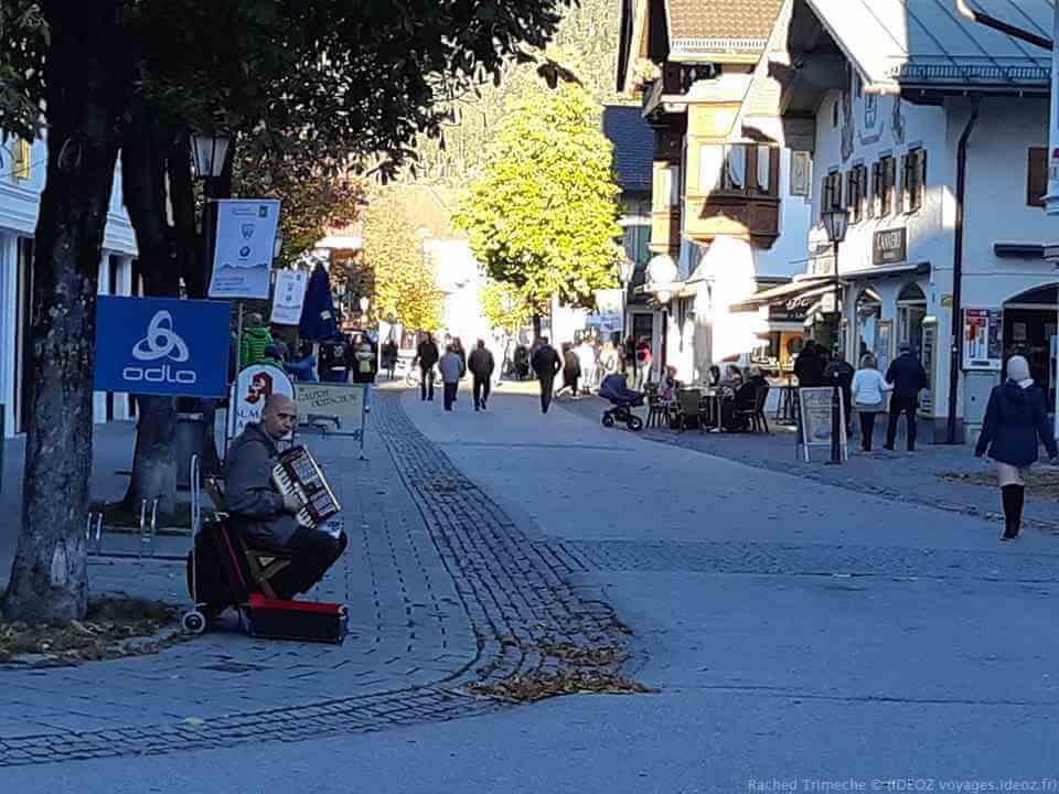 Vie tranquille à Garmisch Partenkirchen