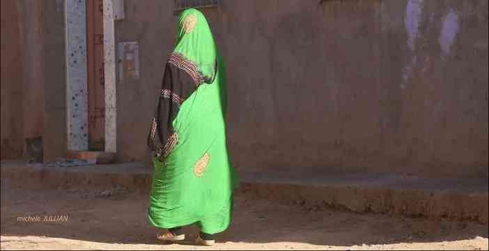 femme berbere Maroc