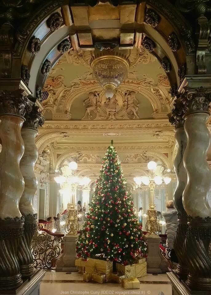 Magie de Noël dans les hôtels de Budapest