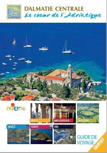 brochure dalmatie centrale