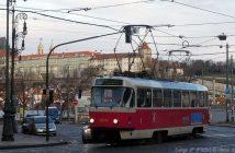 tramway prague