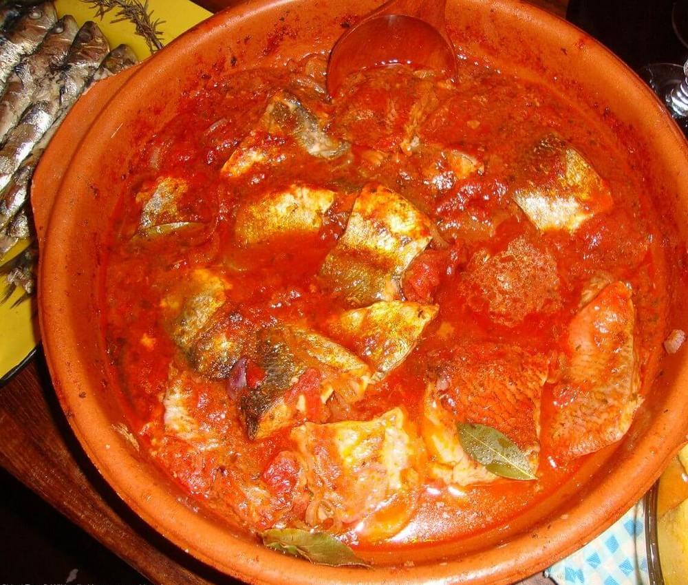 Brodet brudet soupe de poisson croate