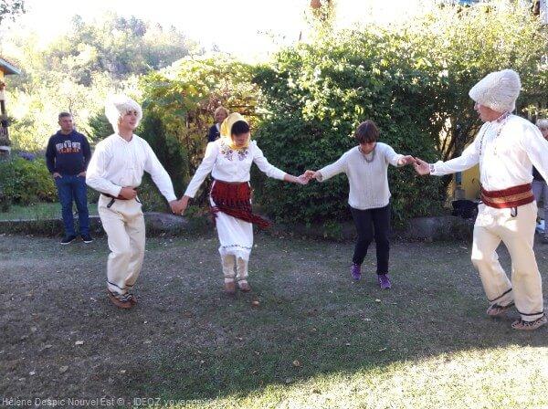 Danses valaques en Serbie