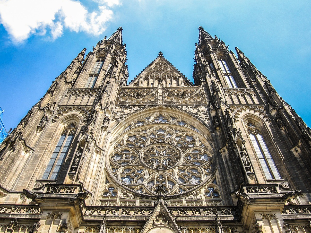 cathedrale saint guy à prague