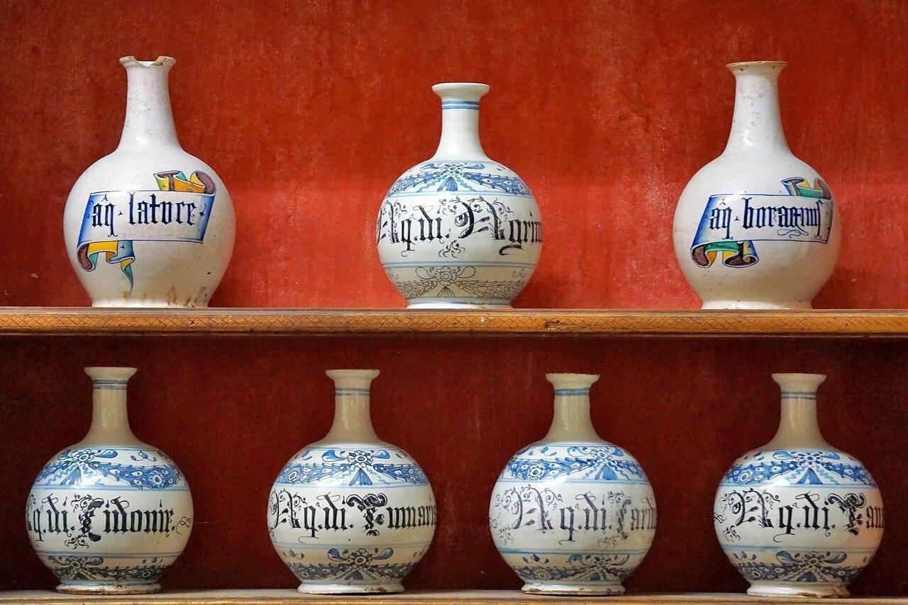 pharmacie historique de dubrovnik monastère franciscain