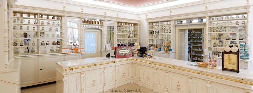 Les Pharmacies à Dubrovnik ; adresses et conseils pratiques 32