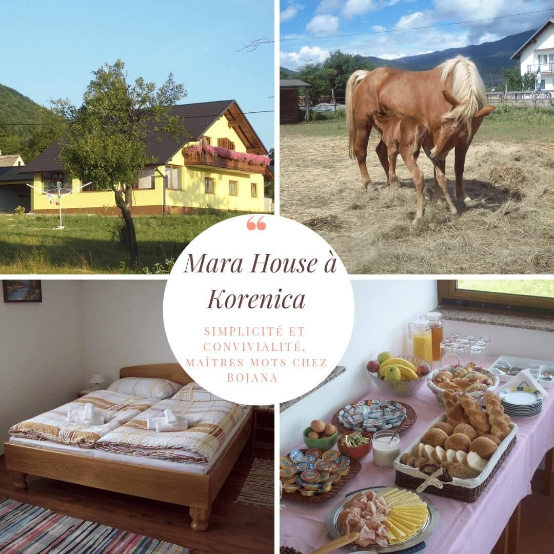 Mara House Korenica