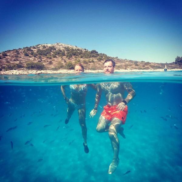 snorkeling dans les iles kornati avec skipper francophone depuis zadar