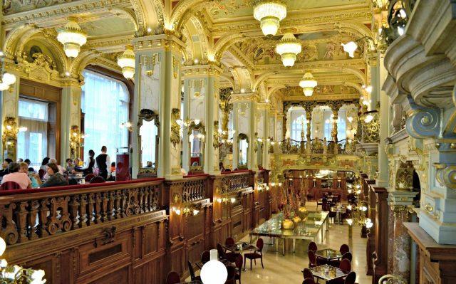 Les cafés à Budapest ou l'histoire d'un mariage réussi 1