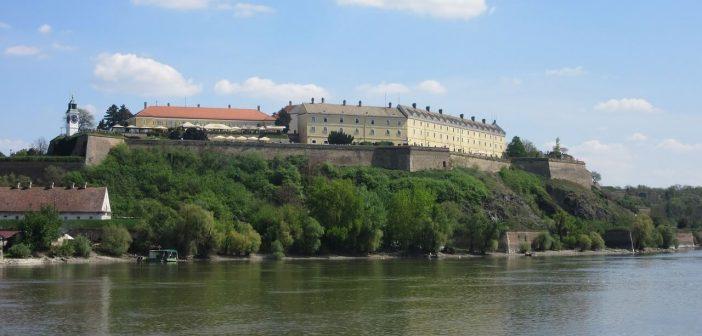 Petrovaradin forteresse Novi Sad