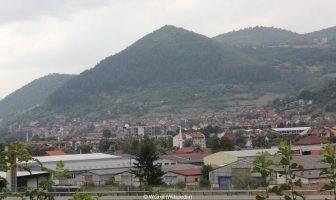 Pyramides de Visoko en Bosnie