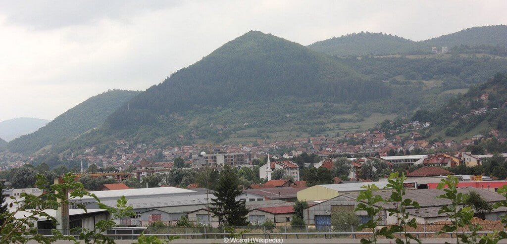 Pyramides de Bosnie à Visoko : une supercherie? Un site entre mystère et polémique!