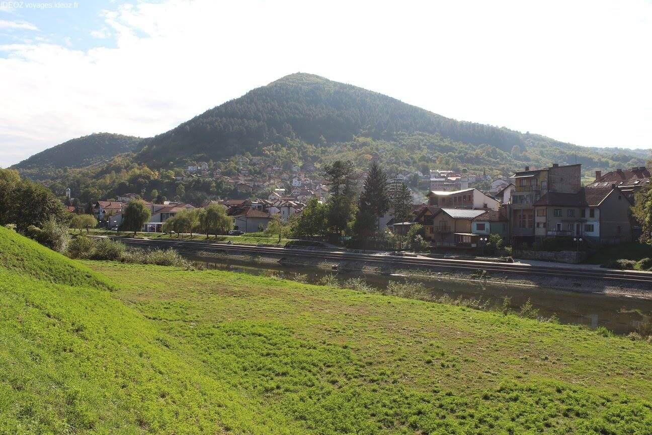 Visoko Pyramide de Bosnie