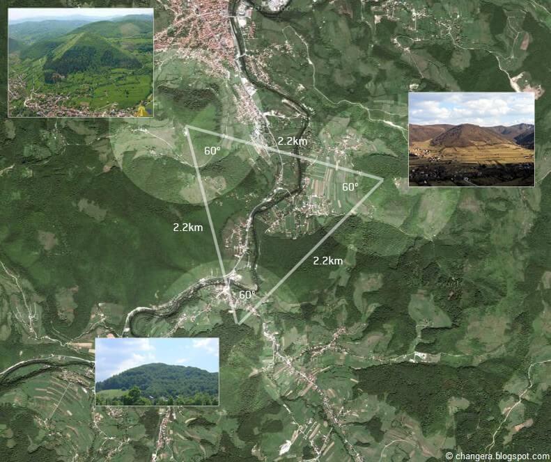 pyramides de bosnie Visoko