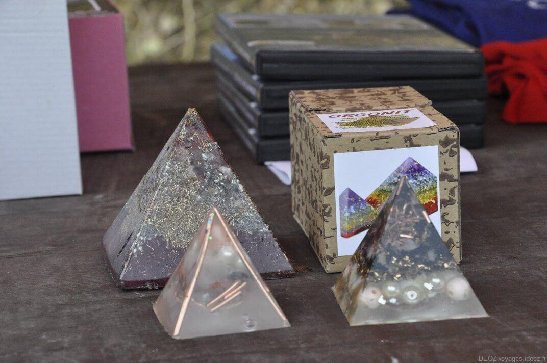 souvenirs des pyramides de Visoko