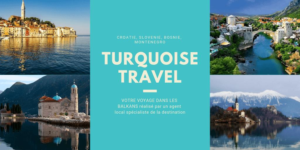turquoise travel agence locale en croatie