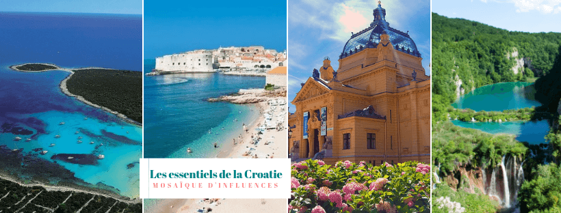 voyage en croatie les grands classiques