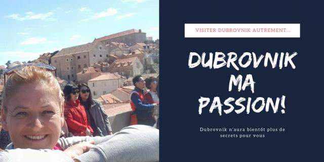 Dubrovnik ma passion! Visiter dubrovnik avec Femica