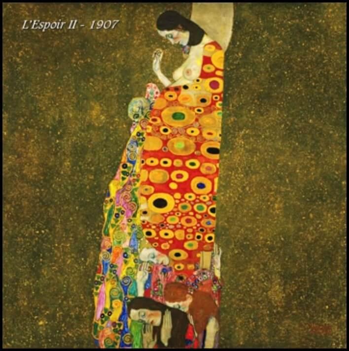 L'espoir II Klimt