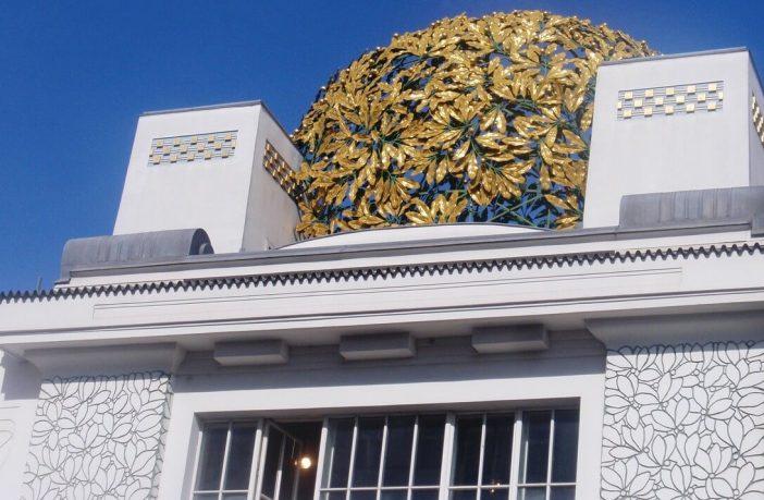 Pavillon Sécession à Vienne
