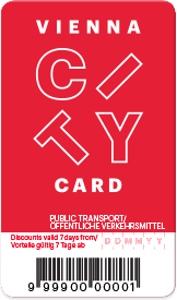 VIENNA city card (1)