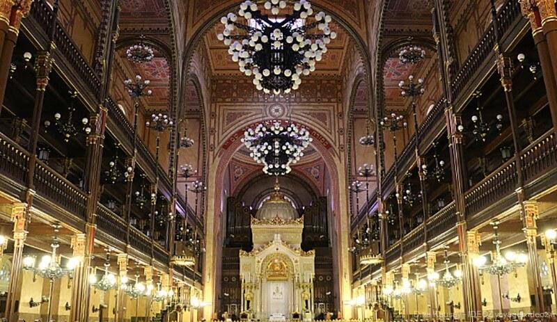 Budapest Grande Synagogue Néologue
