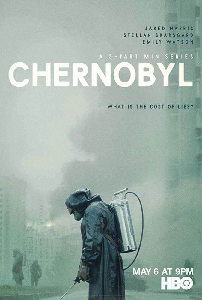 Chernobyl mini série hbo