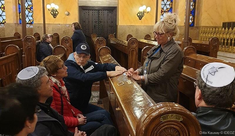 Visiter le quartier juif de Budapest ; une expérience à part avec Ditta, guide attitrée 15
