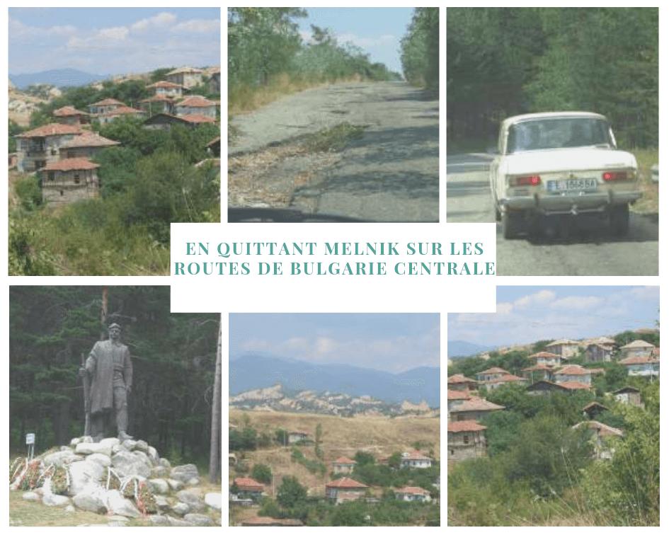 Tour de Bulgarie en voiture en itinérant : de Sofia à Melnik et Plodviv (1) 22
