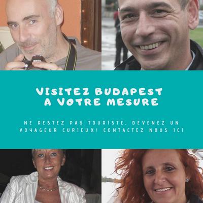 visiter budapest avec un guide francophone