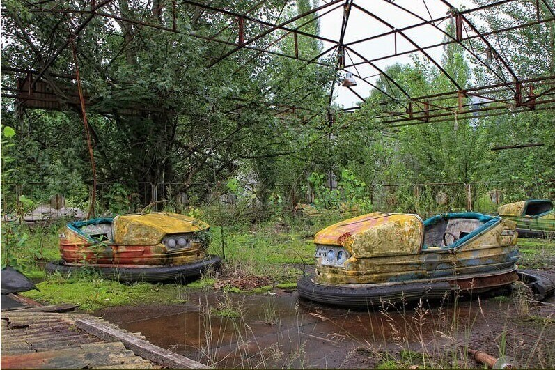Visiter Tchernobyl Pripyat ; mon expérience dans la zone interdite 6