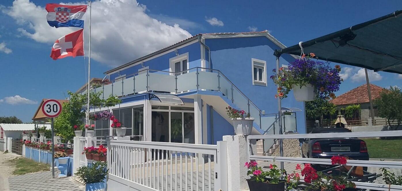 appartements Luka à Vrana