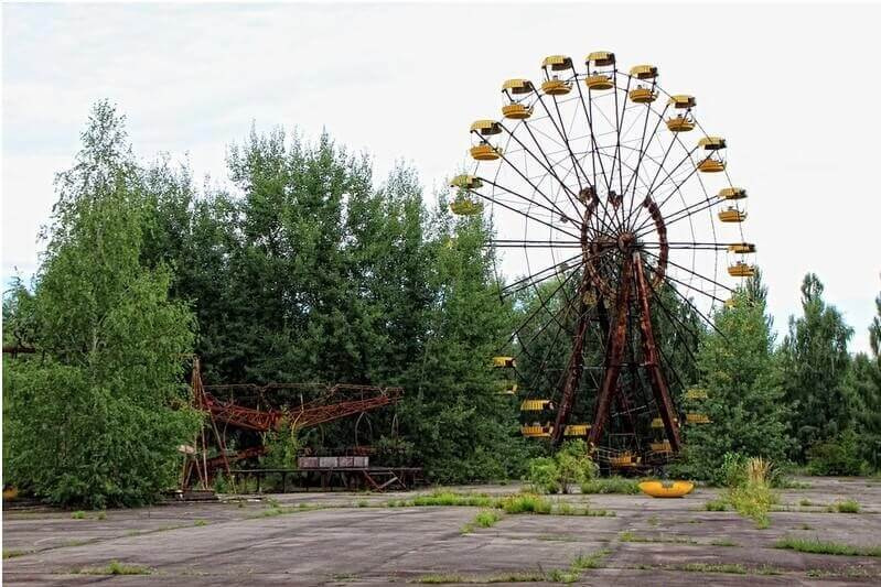 Visiter Tchernobyl Pripyat ; mon expérience dans la zone interdite 5