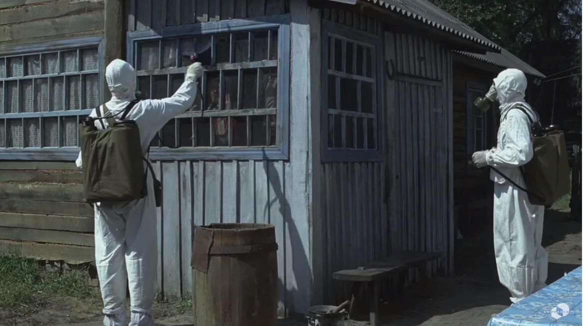 La Terre outragée ; exils et deuils impossibles à Tchernobyl 16