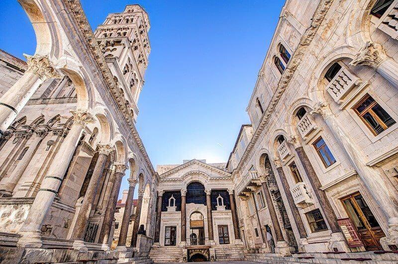 palais de dioclétien Split (1)