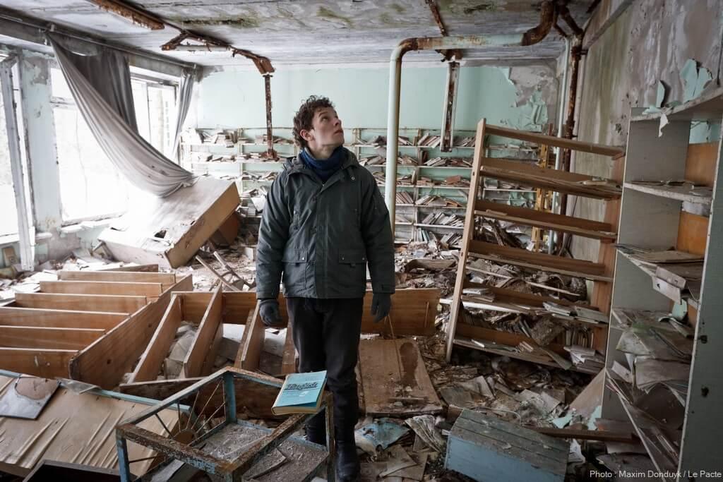 valery a pripyat la terre outragée