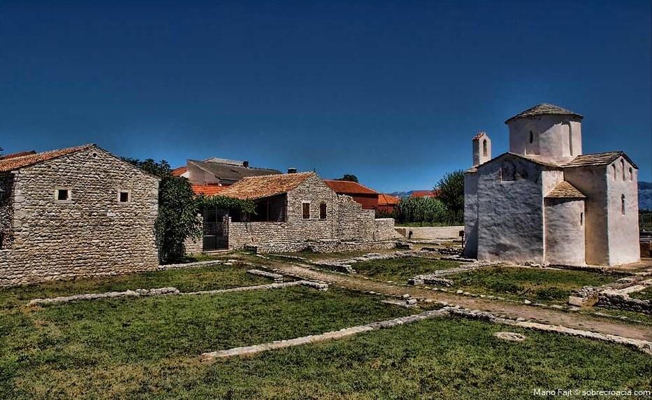église paleochrétienne de Nin (1)