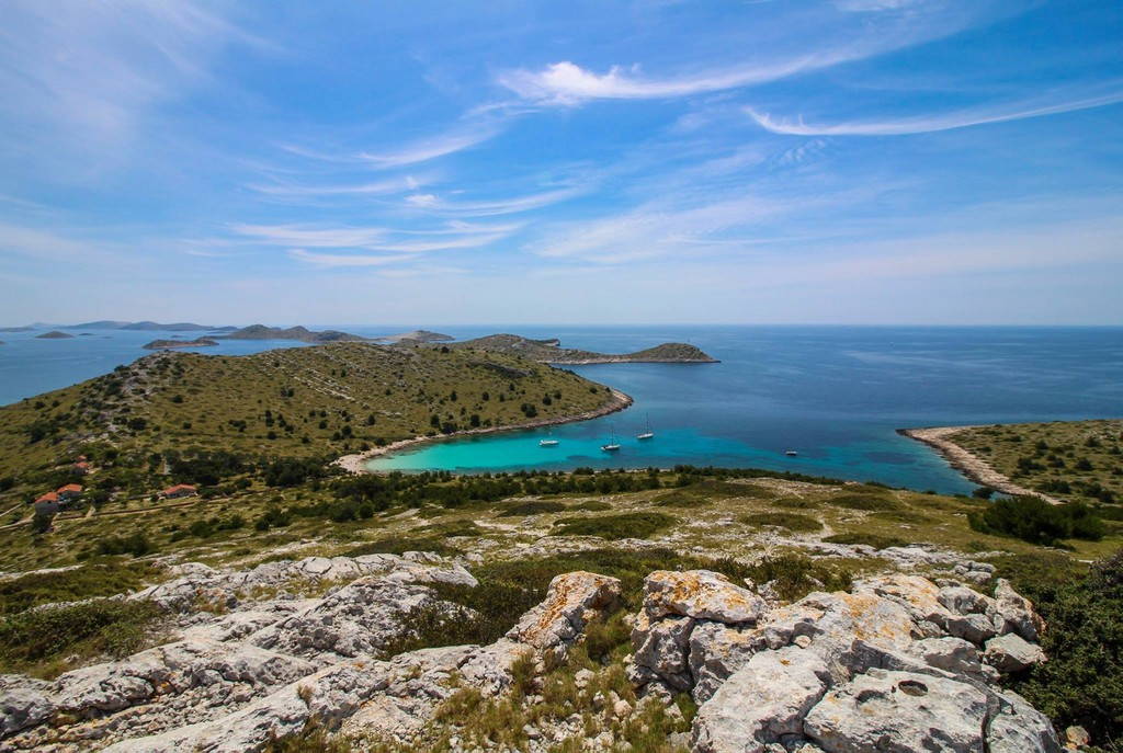 Baie de Levrnaka Kornati
