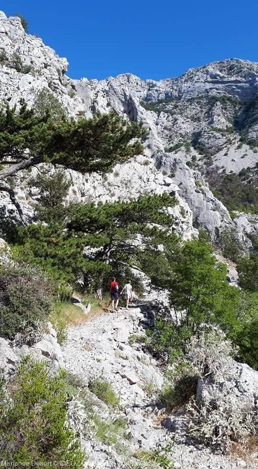 sentier de randonnée Ruskovići jusqu'à sveti ilija