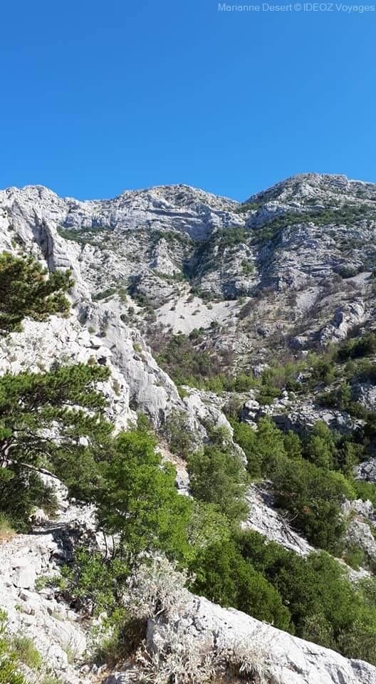 Randonnée jusqu'à Sveti Ilija, le point culminant de la presqu'île de Peljesac 2