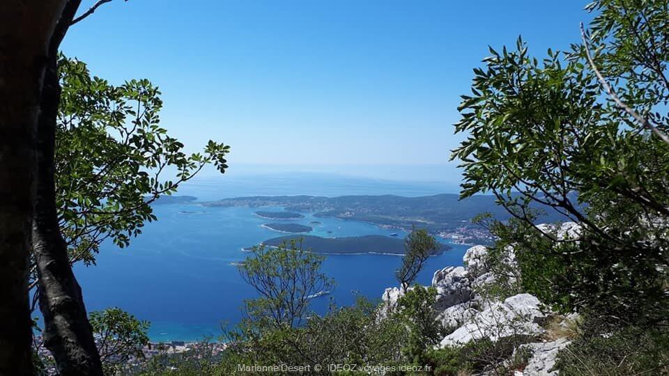 Randonnée jusqu'à Sveti Ilija, le point culminant de la presqu'île de Peljesac 5