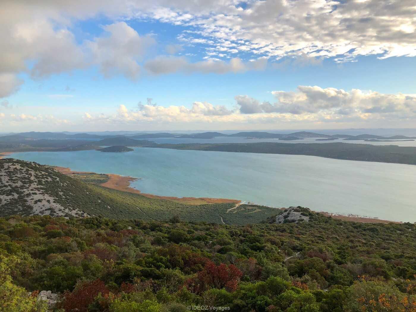 lac de Vrana Vransko jezero
