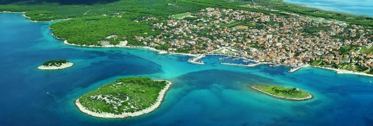 Vrana entre terre et mer, l'authenticité et le calme pour les amoureux de la nature en Dalmatie 2