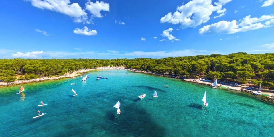 Vrana entre terre et mer, l'authenticité et le calme pour les amoureux de la nature en Dalmatie 1