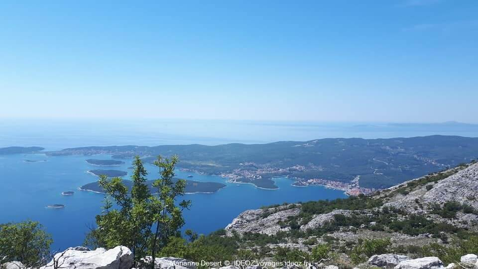 Randonnée jusqu'à Sveti Ilija, le point culminant de la presqu'île de Peljesac 16