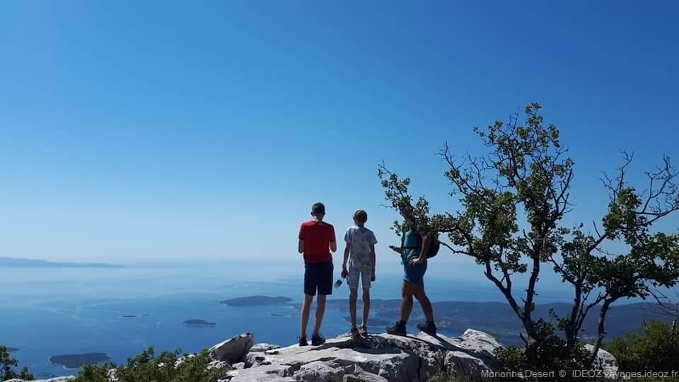Randonnée jusqu'à Sveti Ilija, le point culminant de la presqu'île de Peljesac 11