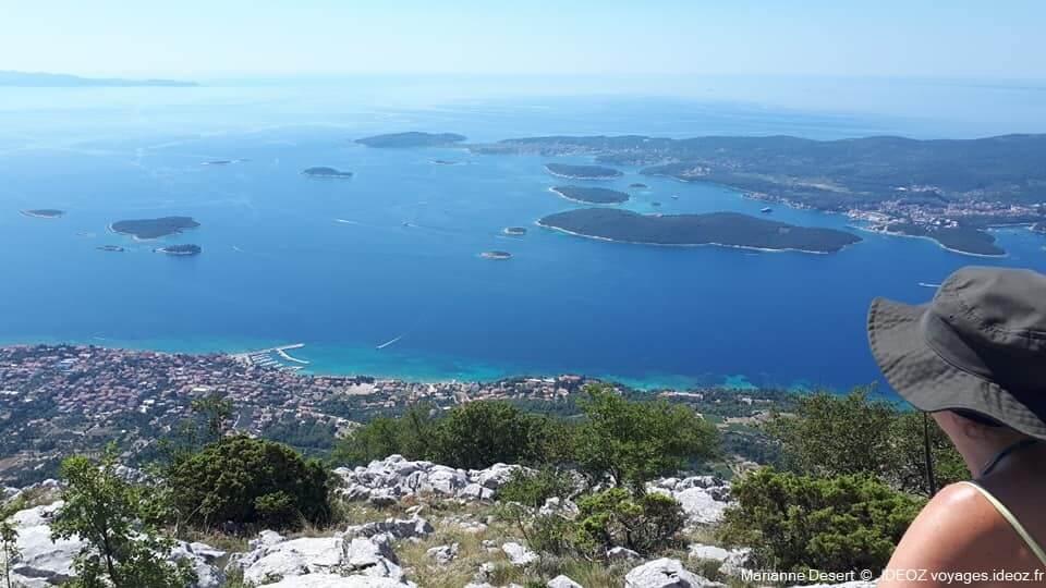 Randonnée jusqu'à Sveti Ilija, le point culminant de la presqu'île de Peljesac 13
